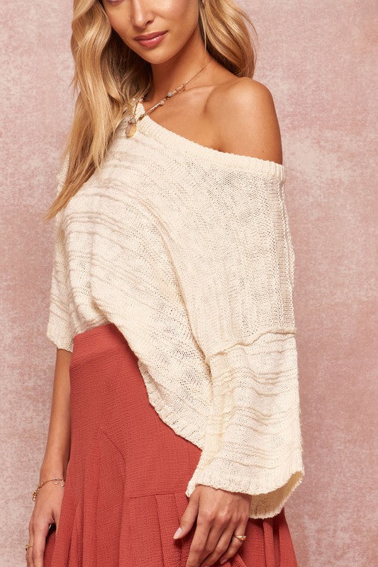 Salt Air Sweater