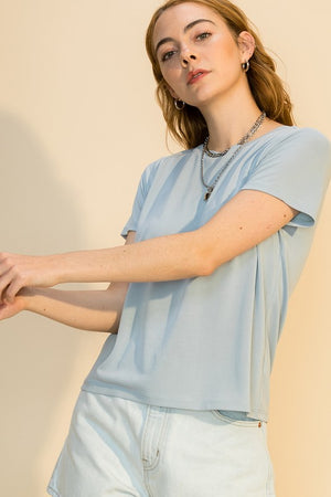 The All Day Top Blue