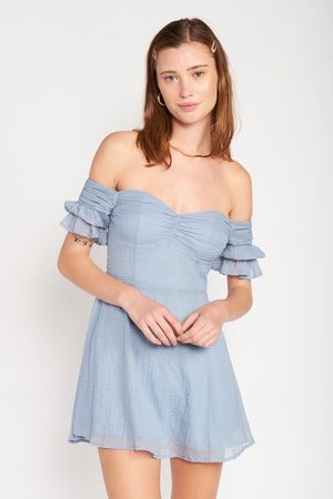 Take Me Away Dress