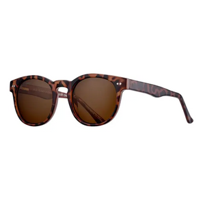 Indie - Amber Tortoise / Brown Polarized Lens