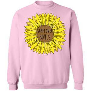 Sunflower Souls Pullover Sweatshirt