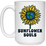 Sunflower Souls Mug