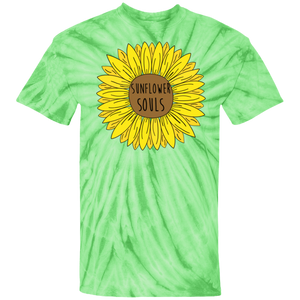 Sunflower Souls Cotton Tie Dye T-Shirt