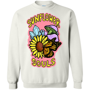 Sunflower Souls Sweatshirt NEW LOGO