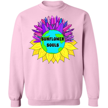 Crystal World Pullover Sweatshirt
