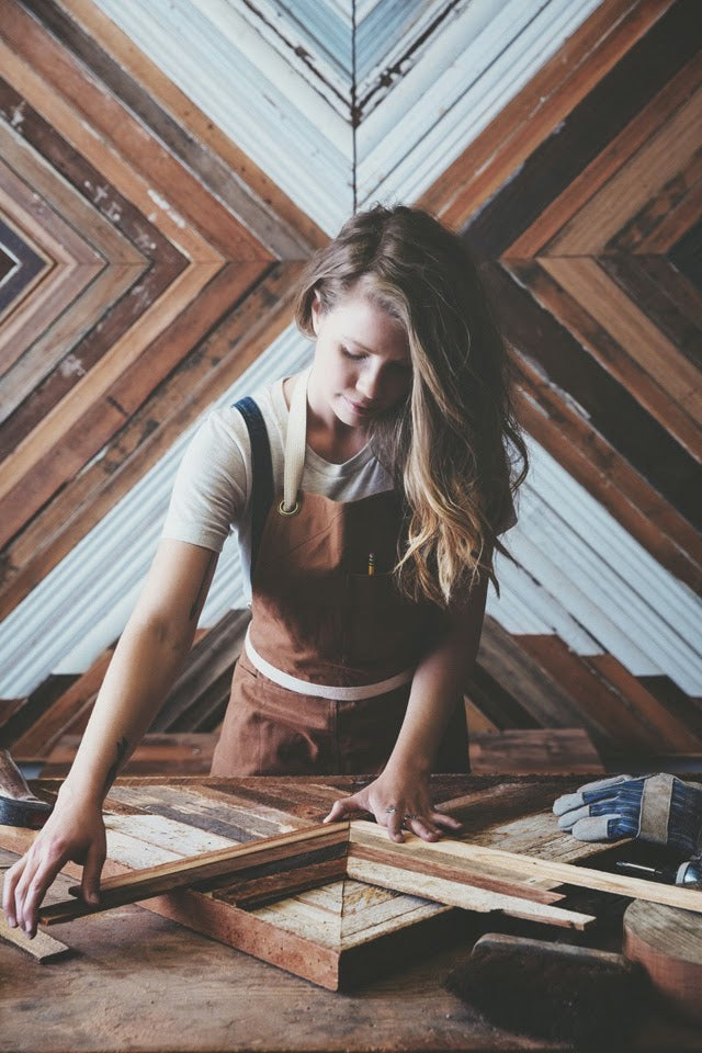 Inside the Makers Workshop Woodworker Aleksandra Zee