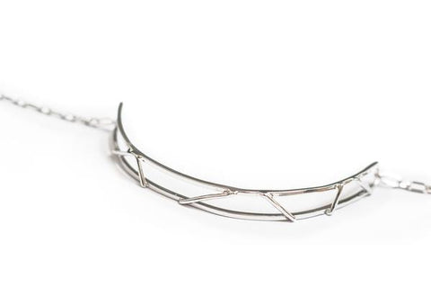 Nina Berenato Adjustable Choker Necklace