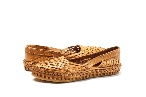Mohinders Womens Woven Flats