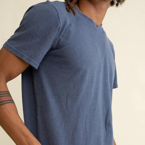 Jung Mens Hemp Cotton Tee