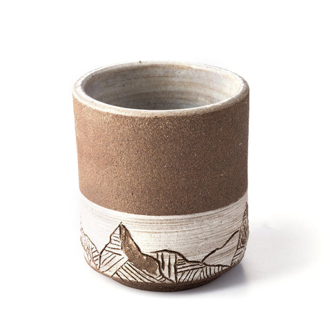 Mountainscape Mug