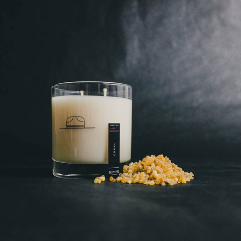 Copal Candle