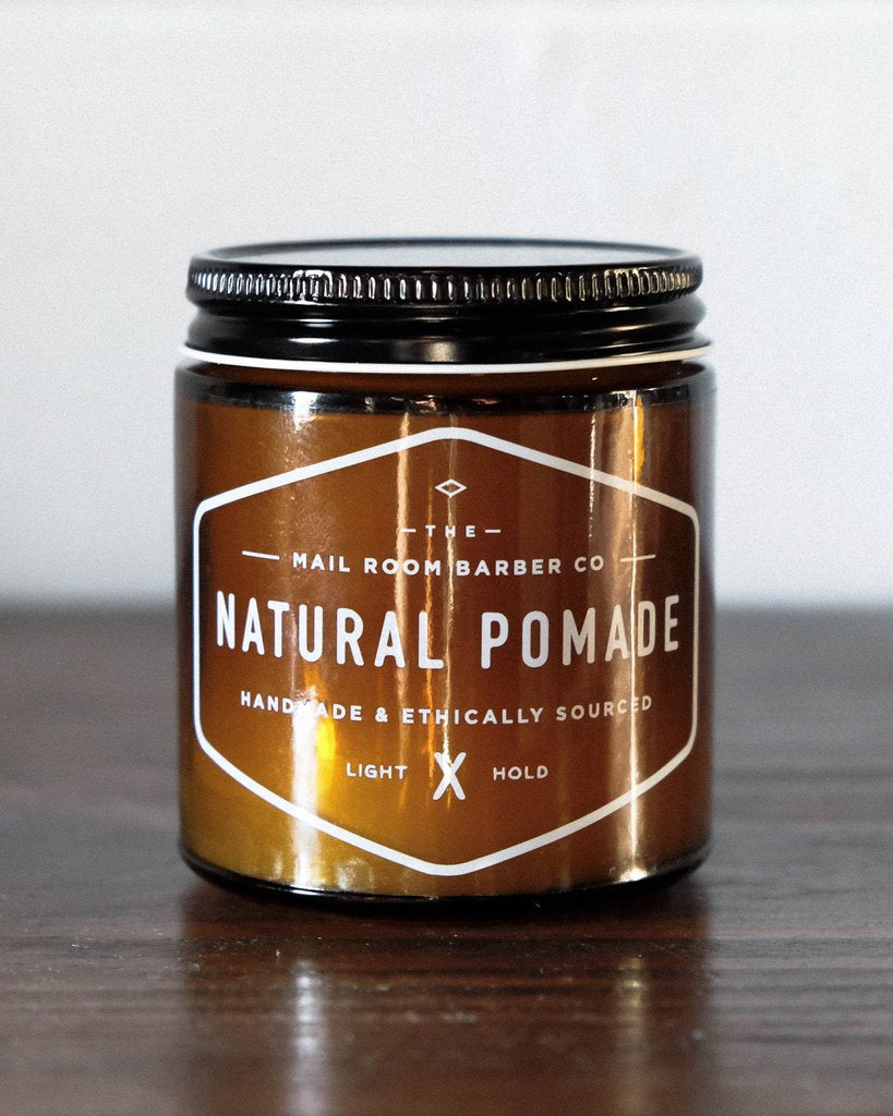 Mailroom Barber Natural Pomade Makers Workshop