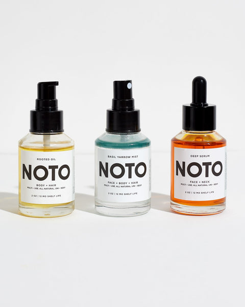 Noto Botanics The Essential Kit