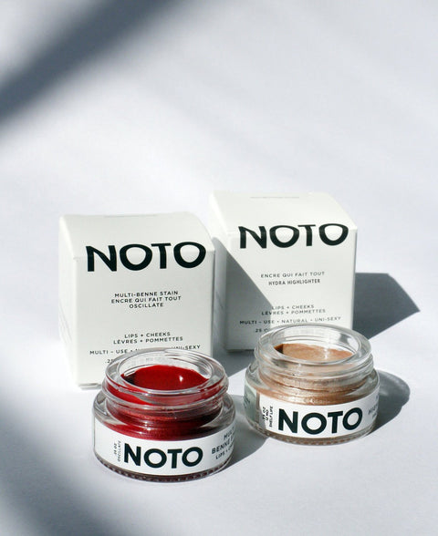 Noto Botanic Sets: Color and Glow - Oscillate + Hydra Highlighter