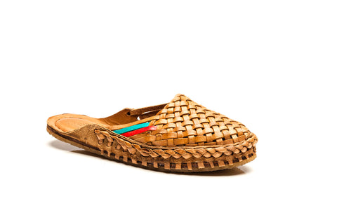 Mohinders Woven Womens City Slipper