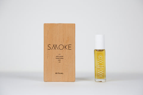 Smoke Perfume Handmade Ritual Natural Fragrance
