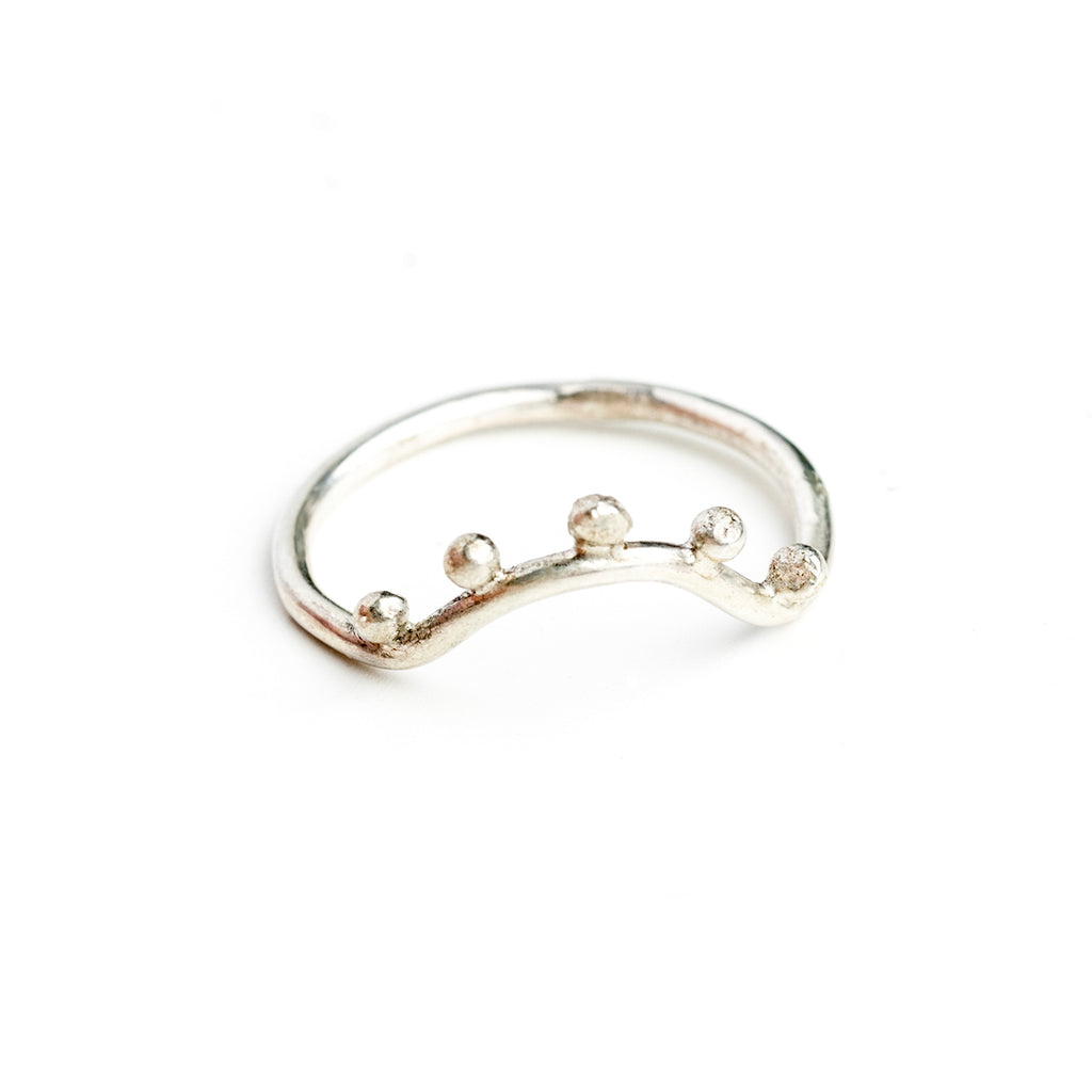 Contour Droplet Ring