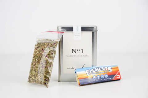 Herbal Smoking Blend cigarettes non-addictive self-care