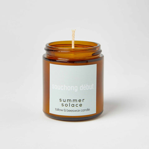 Souchong Debut Tallow Travel Candle
