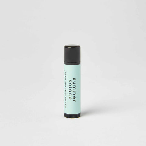 Peppermint Tallow Lip Balm