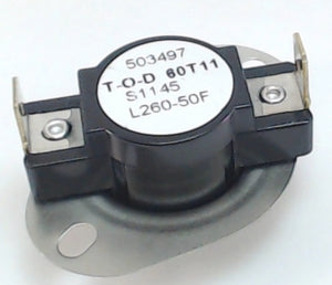 DRYER HIGH-LIMIT THERMOSTAT DC47-00018A, 350001092 - (3-6 Bus./Day Delivery)