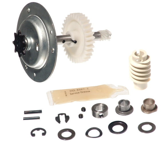 GEAR AND SPROCKET ASSEMBLY- Chamberlain, Craftsman, Listmaster (14-25 Bus./Day Delivery)