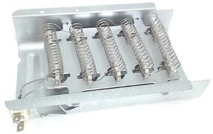 DRYER HEATING ELEMENT 279838, W10724237 - (3-6 Bus./Day Delivery)