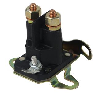 STARTER SOLENOID UNIVERSAL 3 POLE With Interchangeable Clip - (3-6 Bus./Day Delivery)