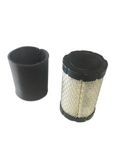 AIR FILTER WITH PRE-FILTER 797404, 594201, 591334, MIU1303 - (3-6 Bus./Day Delivery)