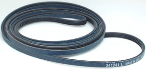 DRYER DRUM BELT 341241, AP2946843, PS346995 (2-6 Bus./Day Delivery)