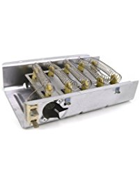 DRYER HEATING ELEMENT 279843, WP279843, AP6007492, PS11740608, 3398062, 3403586 (2-6 Bus./Day Delivery)