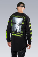 Long Sleeve - Sender - Venom