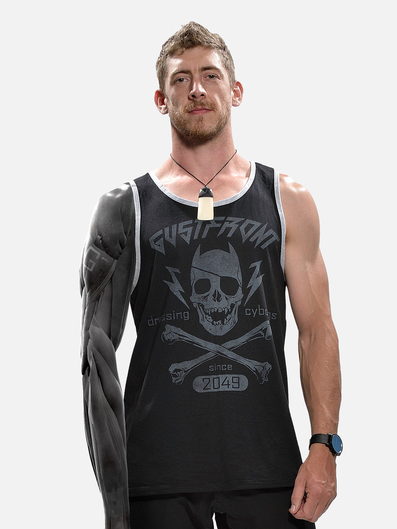 Gustfront™ Hellcat Black Widow Tank Top