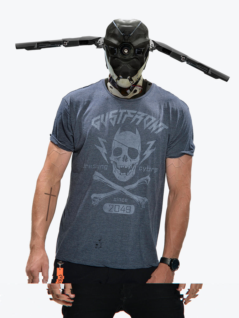 Gustfront™ Hellcat Rough Neck T-Shirt