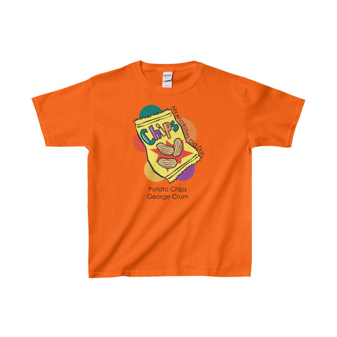 Gildan® Heavy Cotton™ Youth T-Shirt - My.ancestors.did.dat