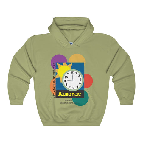 Heavy Blend Hooded Sweatshirt - My.ancestors.did.dat