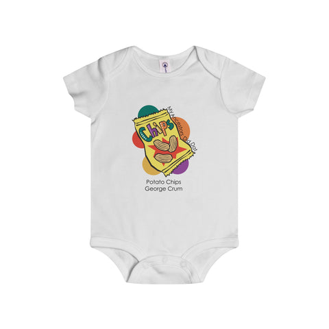 Infant Rip Snap Tee - My.ancestors.did.dat