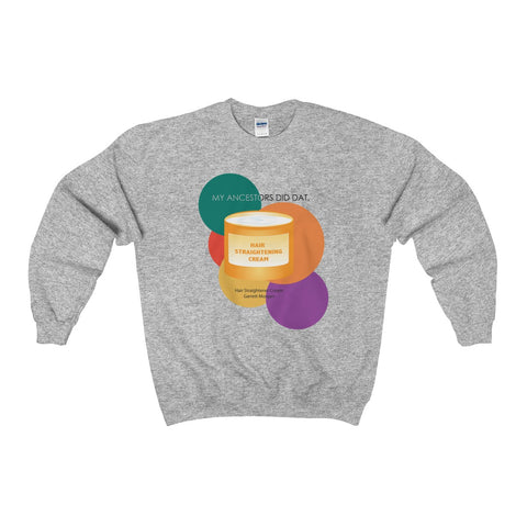 Heavy Blend™ Adult Crewneck Sweatshirt - My.ancestors.did.dat