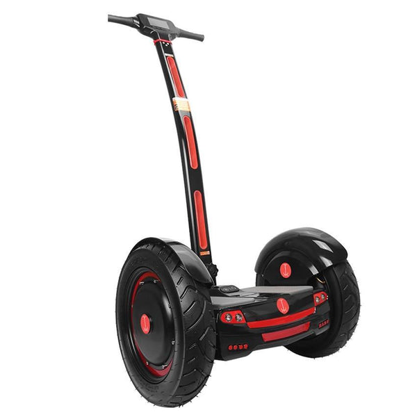 Hoverboard Two Wheeler with Handle Bar 1000W - BarnKey.com