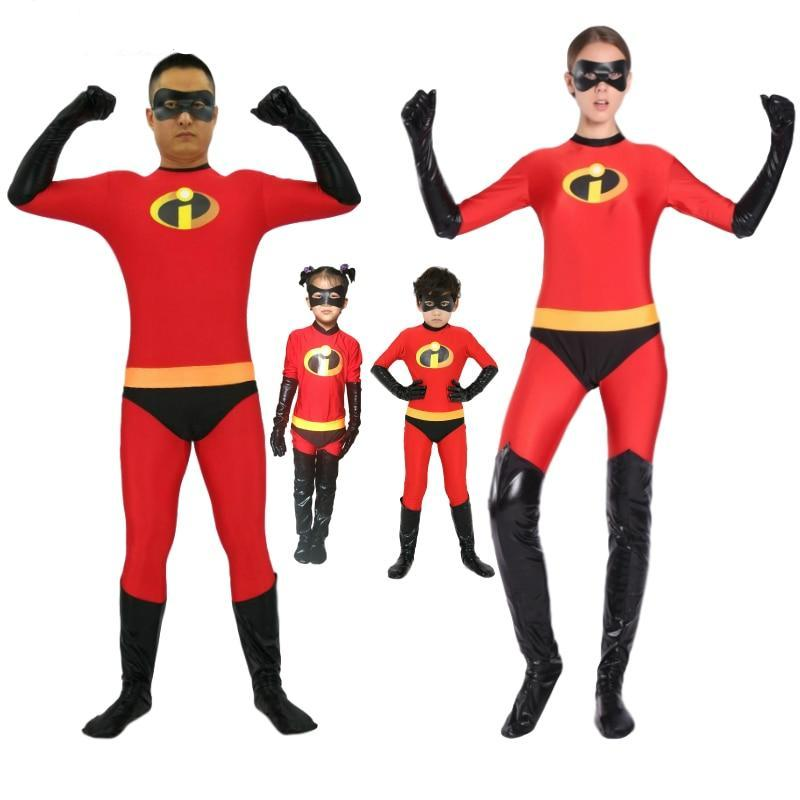 Mr Incredible Costume - BarnKey.com
