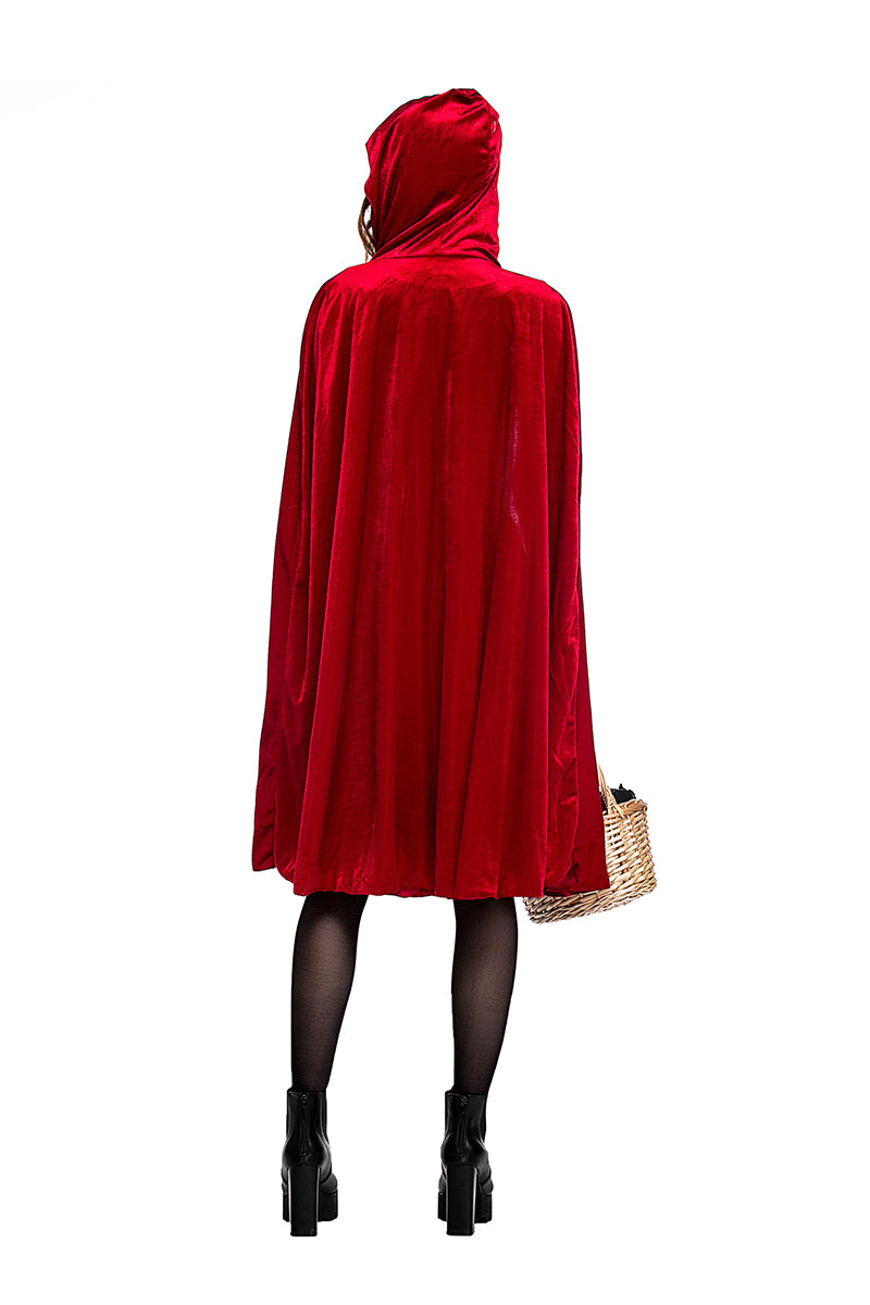 Little Red Riding Hooded - Plus Size - BarnKey.com