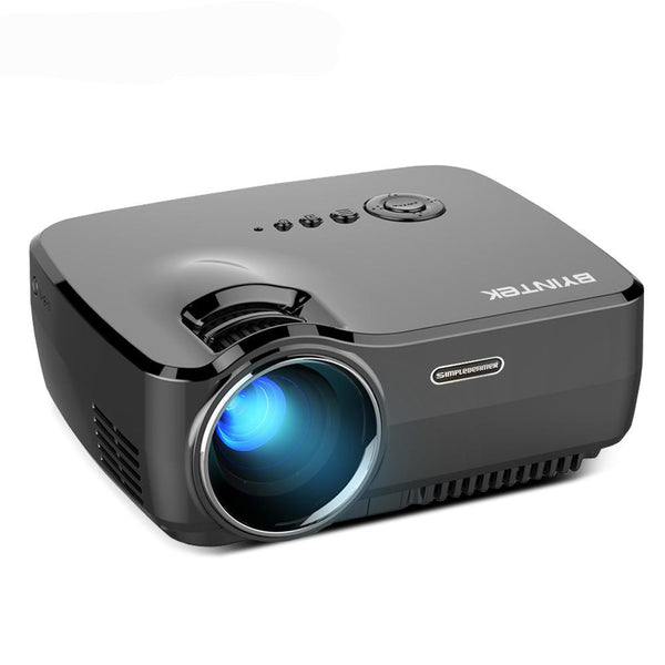 Mini Projector Digital HD LED Projector with USB HDMI - BarnKey.com