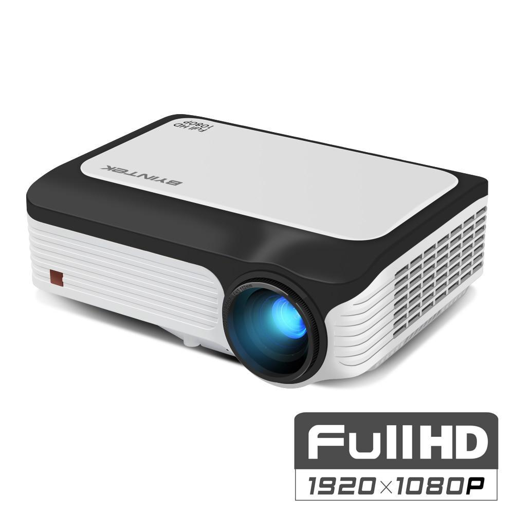 FULL HD 1080P Portable LED Mini Projector 1920x1080 - BarnKey.com