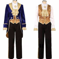 Beauty and the Beast costumes for adults - BarnKey.com