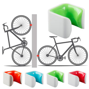 Wall Mounted Bicycle Rack Stand Storage - BarnKey.com