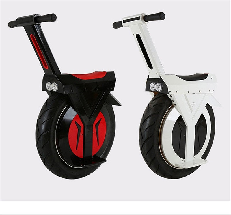 Daibot Electric Unicycle Scooter 60V Big Tire One Wheel Scooters 17 Inch 500W - BarnKey.com