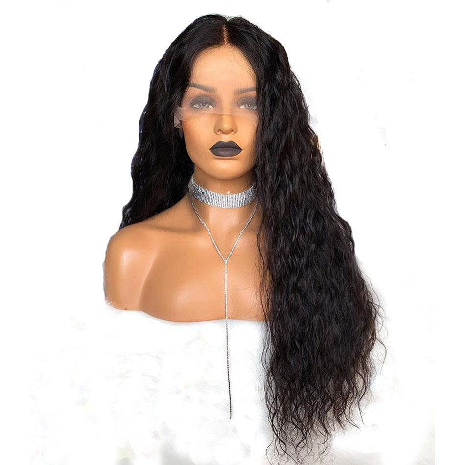 Full Lace Virgin Brazilian Hair Wig - BarnKey.com