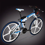 "Electric Bike | 36V 26"" Folding Mountain Bike - BarnKey.com"