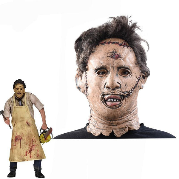Texas Chainsaw Massacre Mask - BarnKey.com