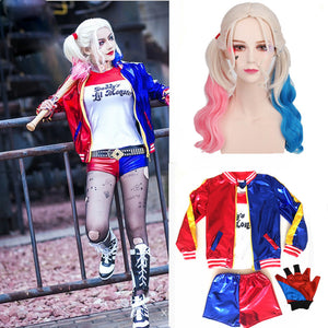 Harley Quinn Costume - Suicide Squad - BarnKey.com